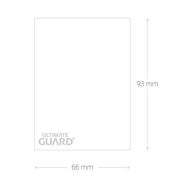 Ultimate Guard Classic Soft Sleeves - Standard Size Soft Card Penny Sleeves